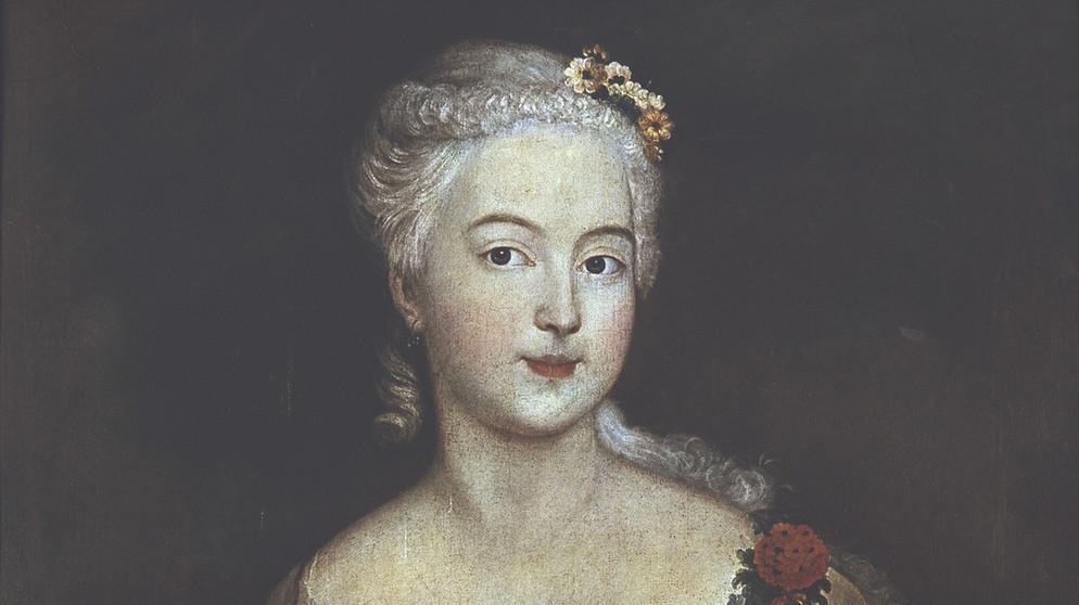 Ladas Klassikwelt 46, Markgräfin Wilhelmine von Bayreuth  klassik-begeistert.de