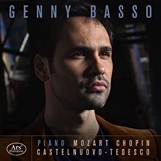 CD-Tipp –Genny Basso: Piano, Mozart, Chopin, Castelnuovo-Tedesco  klassik-begeistert.de