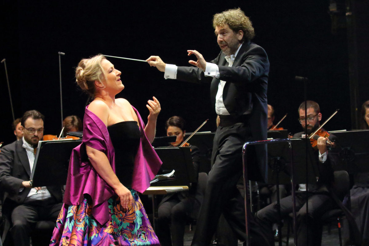 Diana Damrau, Klaus Florian Vogt  Montagsstück III – Zueignung  Bayerische Staatsoper, München, 16. November 2020