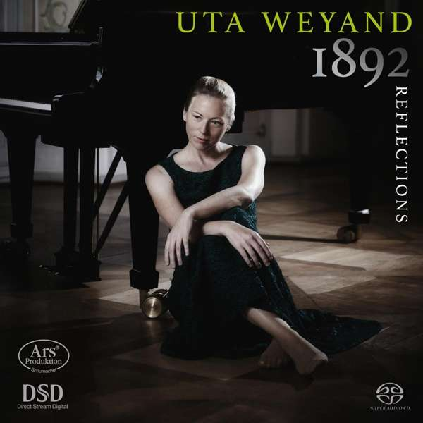CD -Besprechung: Uta Weyand, 1892 Reflections