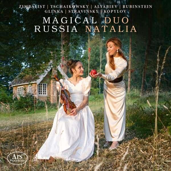 CD Rezension: Magical Russia, Duo Natalia