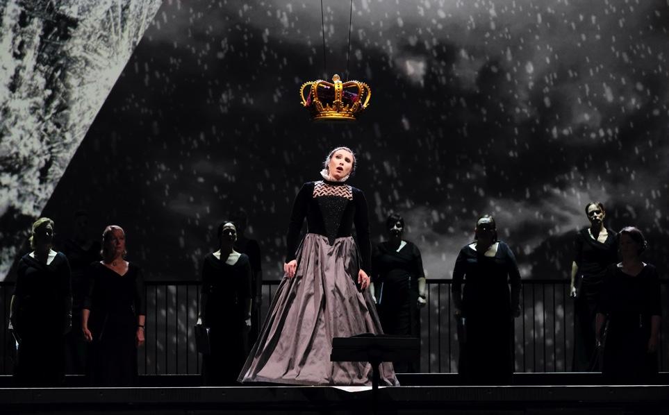 Interview Regisseur Maximilian Berling, Anna Bolena  Staatstheater am Gärtnerplatz