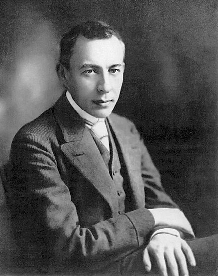 Serie: Rachmaninoff, mon Amour (Teil 1)  klassik-begeistert.de