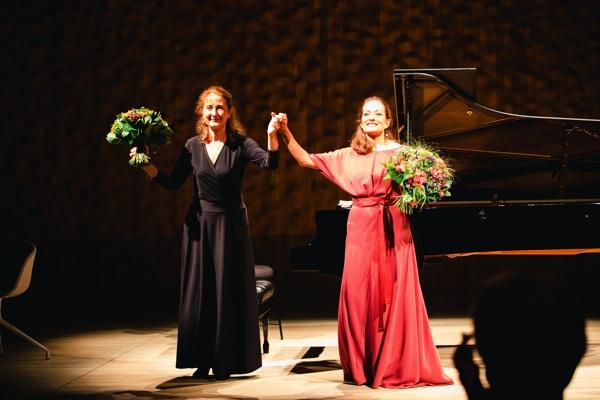 Christiane Karg, Sopran, Ulrike Payer, Klavier  Elbphilharmonie – Kleiner Saal, 11. Oktober 2021 (Internationaler Welt-Mädchentag)