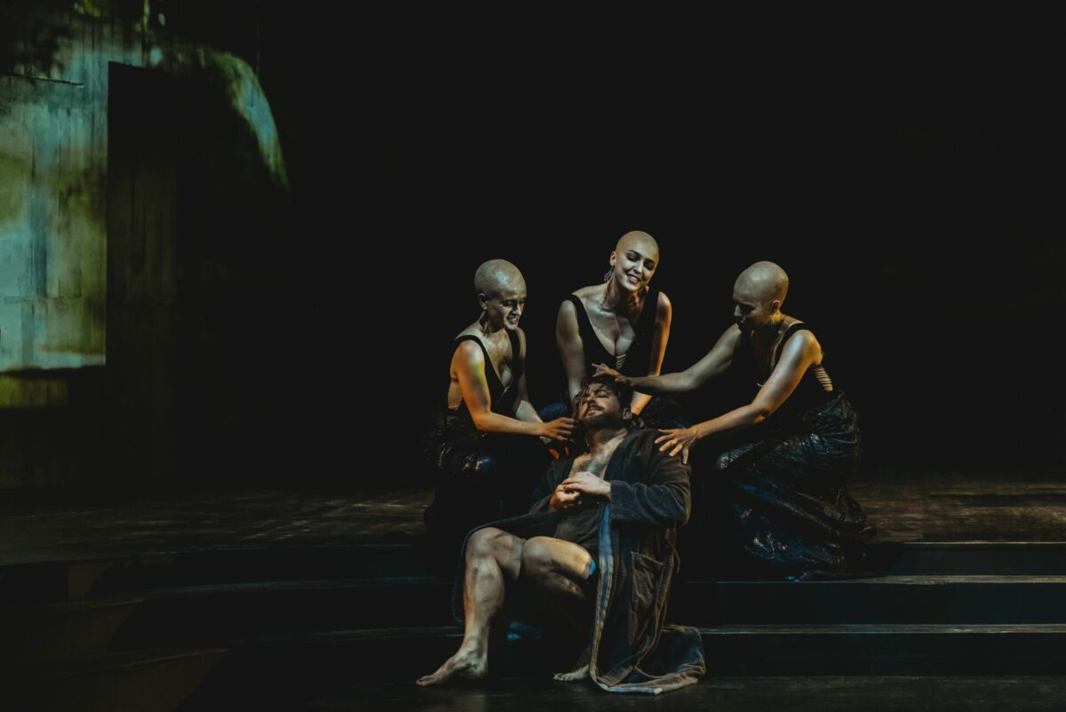 Richard Wagner, Das Rheingold,  Tiroler Festspiele Erl