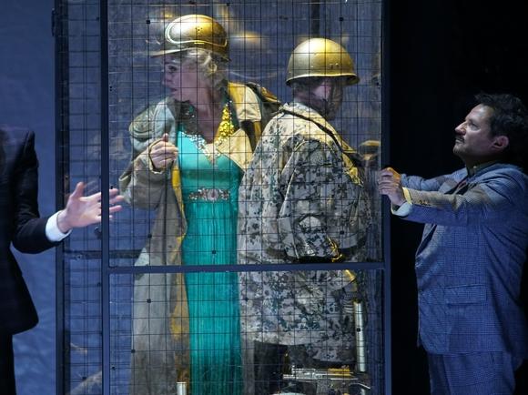 Richard Wagner, Rheingold,  Musiktheater im Revier Gelsenkirchen, 24. Mai 2019