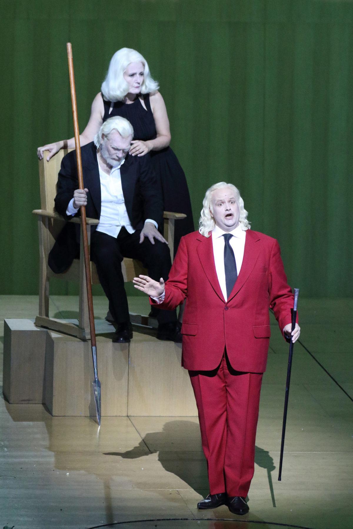 Richard Wagner, Das Rheingold  Bayerische Staatsoper, Nationaltheater, 3. Juli 2021
