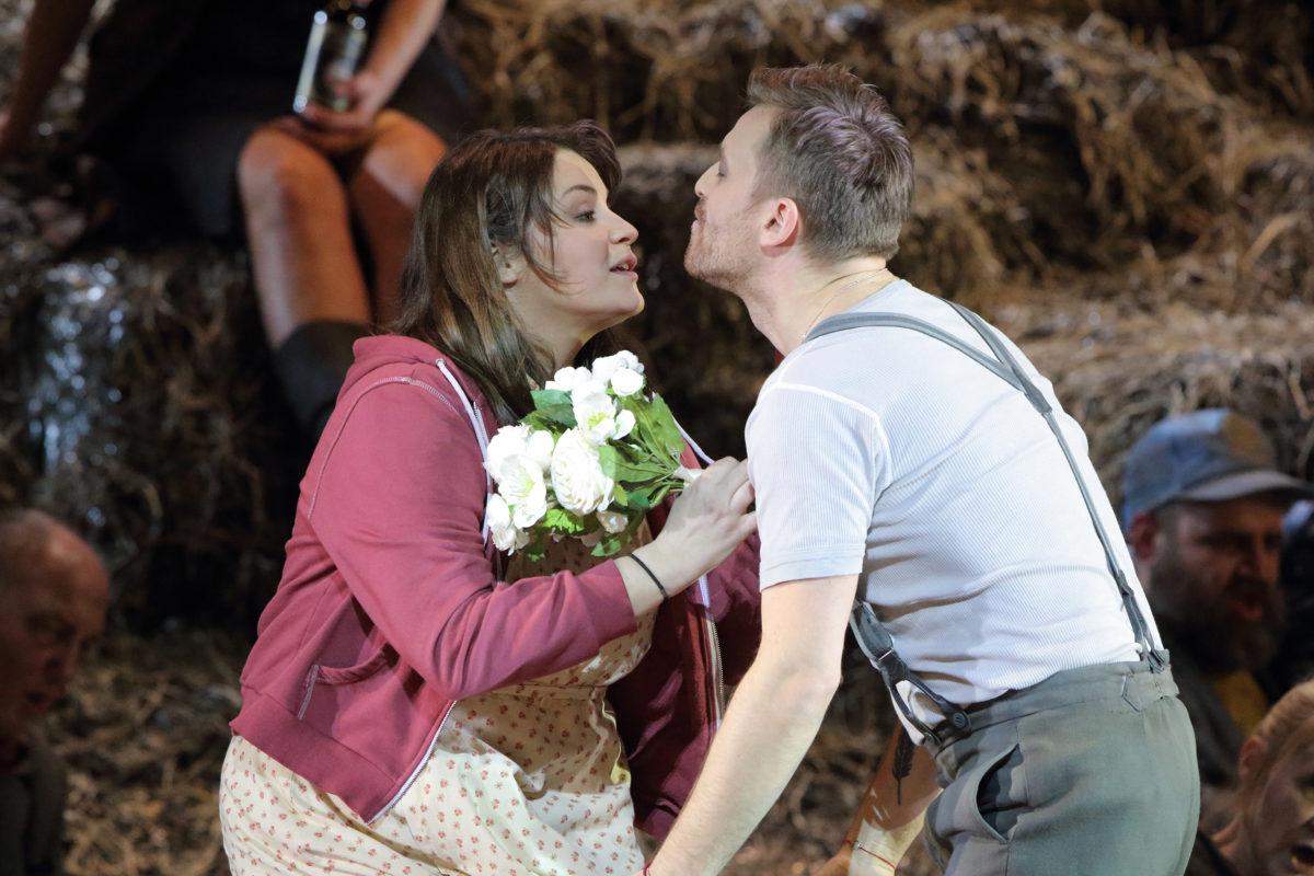 Bedřich Smetana, Die verkaufte Braut,  Bayerische Staatsoper, 22. Juli 2019