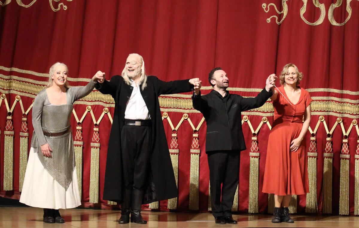 Richard Wagner, Die Walküre,  Bayerische Staatsoper