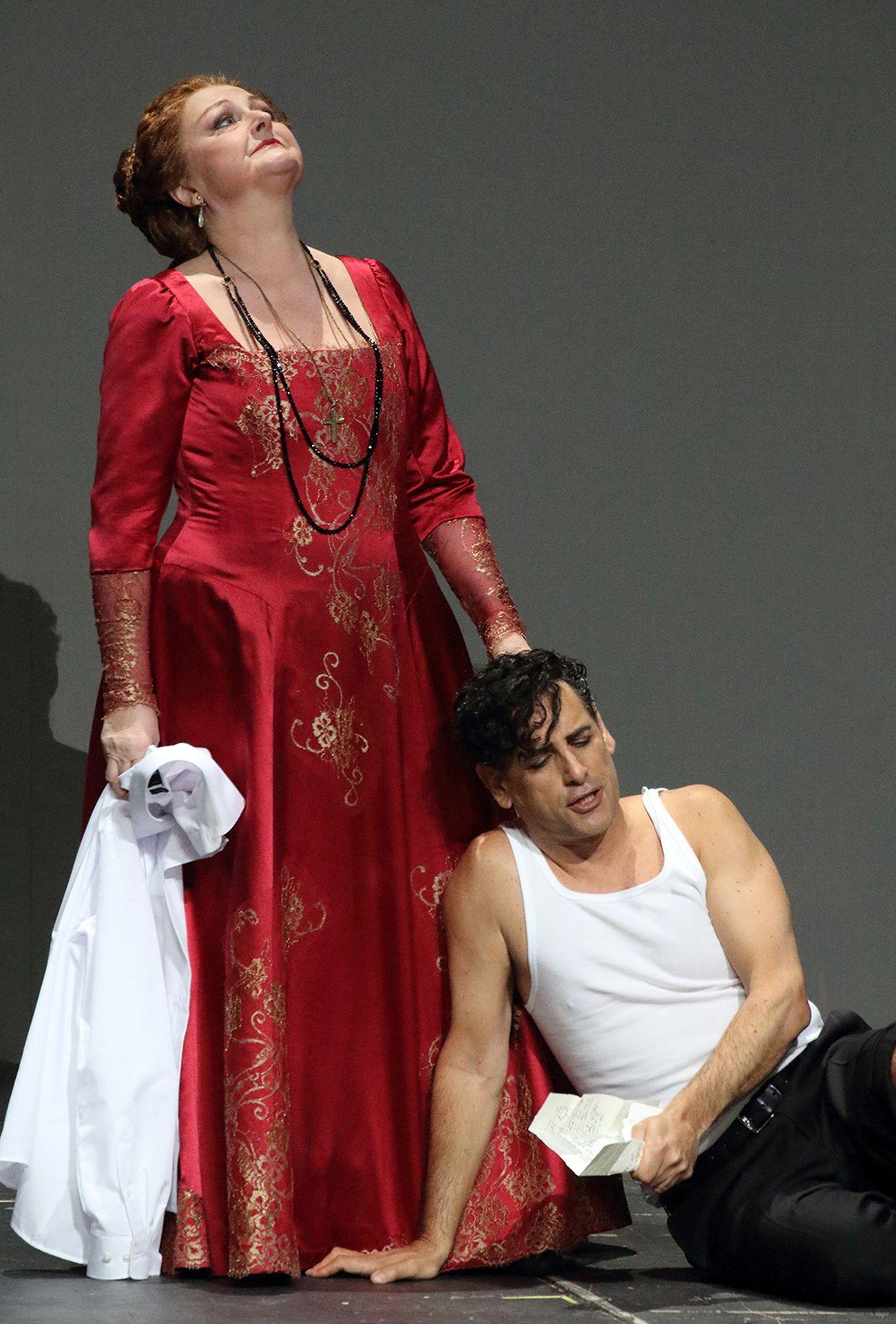 Gaetano Donizetti, Lucrezia Borgia, Edita Gruberová, Juan Diego Flórez,  Bayerische Staatsoper, München