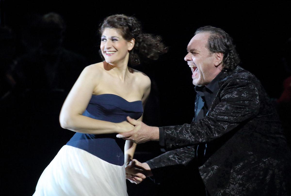 Richard Strauss, Arabella, Anja Harteros, Michael Volle,  Bayerische Staatsoper, München