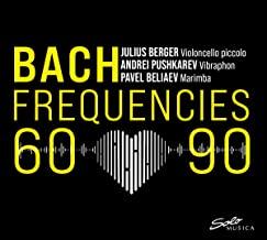 CD Besprechung: Johann Sebastian Bach, Frequences 60 90, klassik-begeistert.de