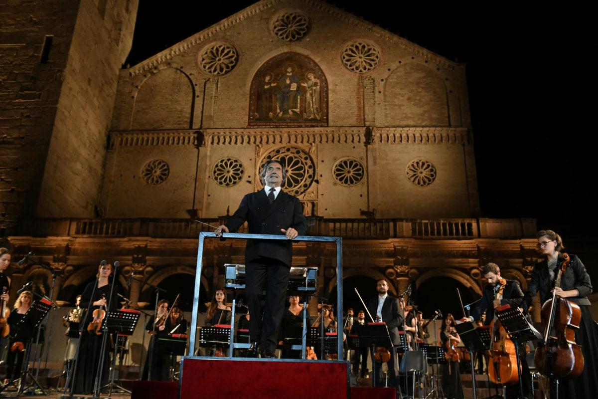 Rosa Feola und Riccardo Muti verzaubern und sorgen für große Gefühle  Spoleto Festival, 30. August 2020