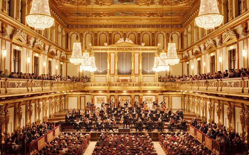 BBC Scottish Symphony Orchestra Glasgow, Thomas Dausgaard, Nikolaj Znaider,  Wiener Musikverein