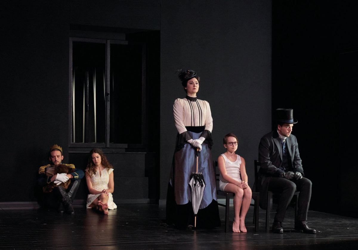 Claude Debussy, Pelléas et Mélisande,  Theater an der Wien in der Kammeroper, 26. Februar 2018