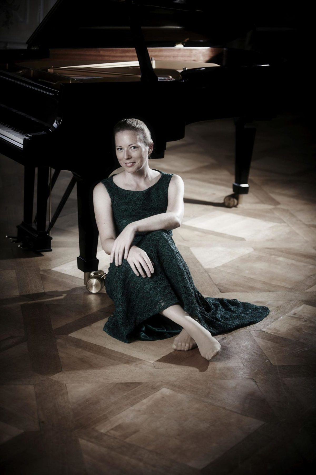 "Pianistin Uta Weyand: ""Survival of the fittest""  Interview"