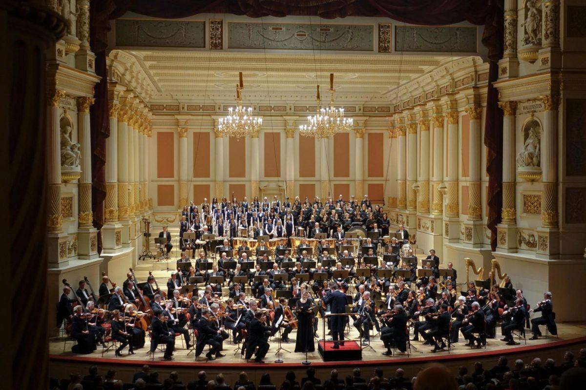 Gustav Mahler, Symphonie Nr. 3 d-Moll, Semperoper Dresden 27. Februar 2018