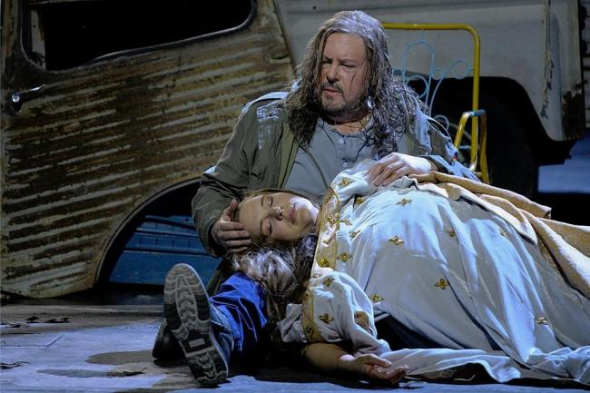 Richard Wagner, Tannhäuser,  Bayreuther Festspiele, 28. Juli 2019