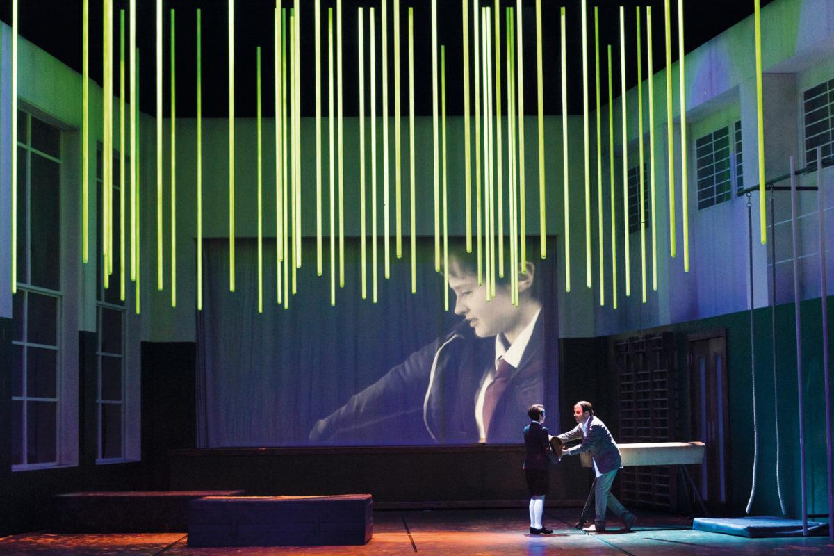 Benjamin Britten, A midsummer night's dream,  Theater an der Wien