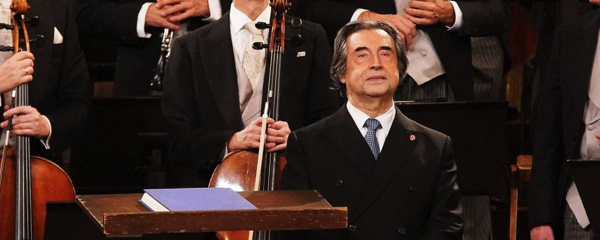 Neujahrskonzert der Wiener Philharmoniker 2021  Musikverein Wien, 1. Januar 2021
