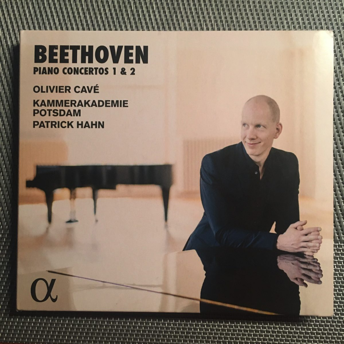 CD-Besprechung / Interview, Ludwig van Beethoven,Piano Concertos 1&2, Kammerakademie Potsdam, Patrick Hahn  klassik-begeistert.de, 12. Dezember 2020