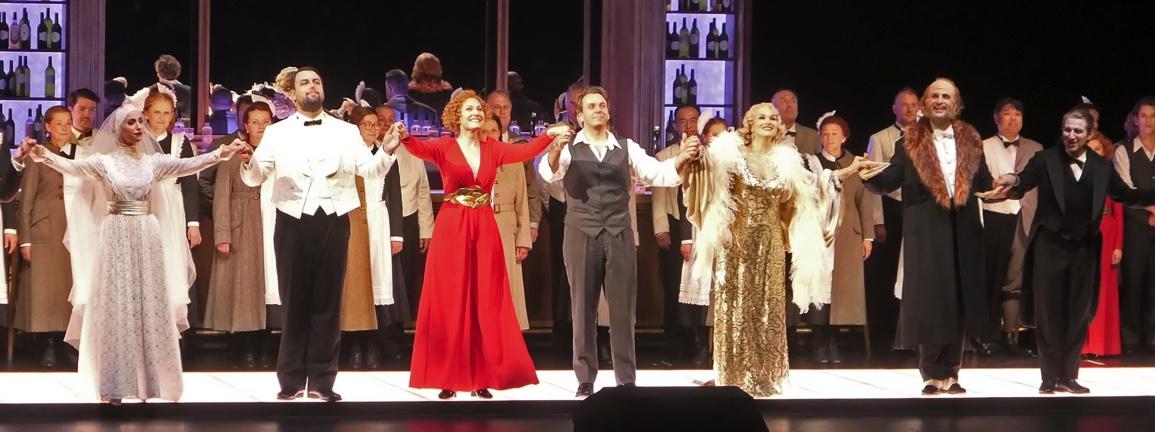 Jacques Offenbach, Les Contes d'Hoffmann (B-Premiere)  Staatsoper Hamburg, 6. September 2021