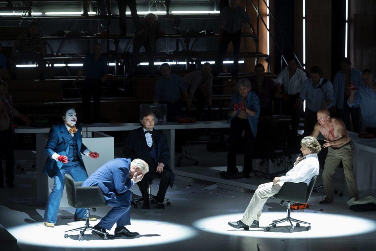 Richard Wagner, Lohengrin, Roberto Alagna, Vida Mikneviciute, René Pape  Staatsoper Unter den Linden, Berlin, 13. Dezember 2020