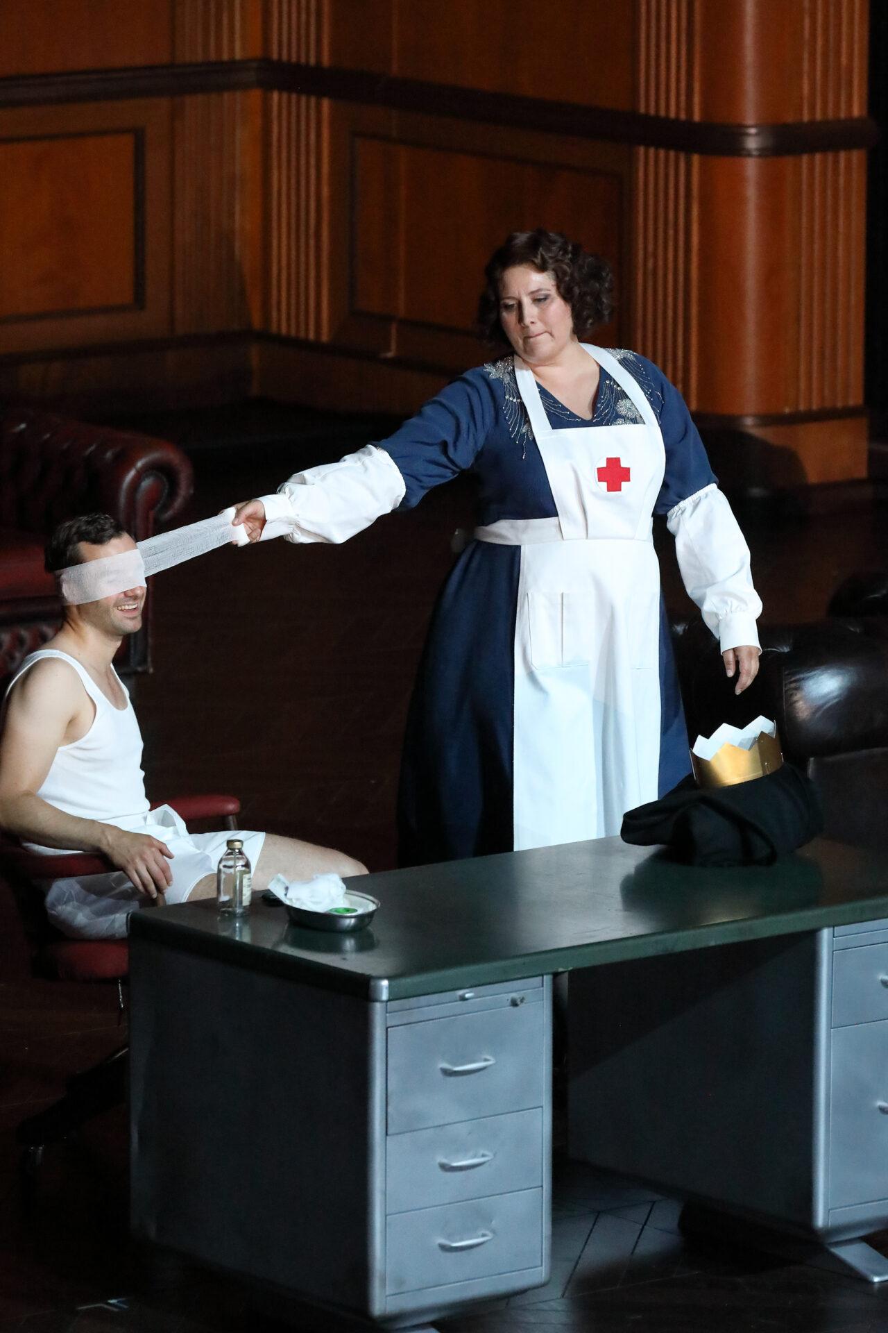 Richard Wagner, Tristan und Isolde  Bayerische Staatsoper, Nationaltheater, 8. Juli 2021