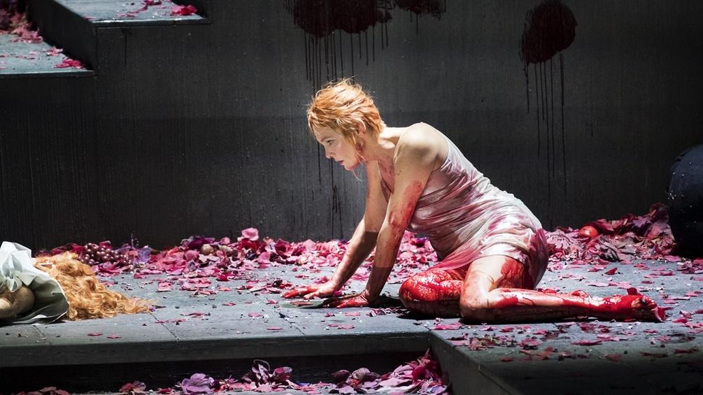 Richard Strauss, Salome, Jean-Philippe Rameau: Les Boréades,  Theater an der Wien, 25. Jänner / Januar 2020