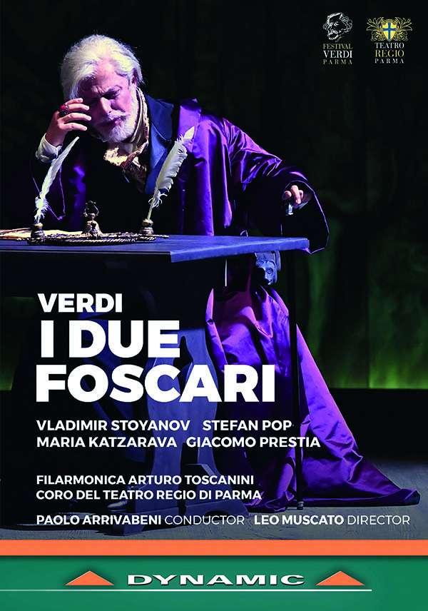 Giuseppe Verdi, I Due Foscari,  DVD-Rezension