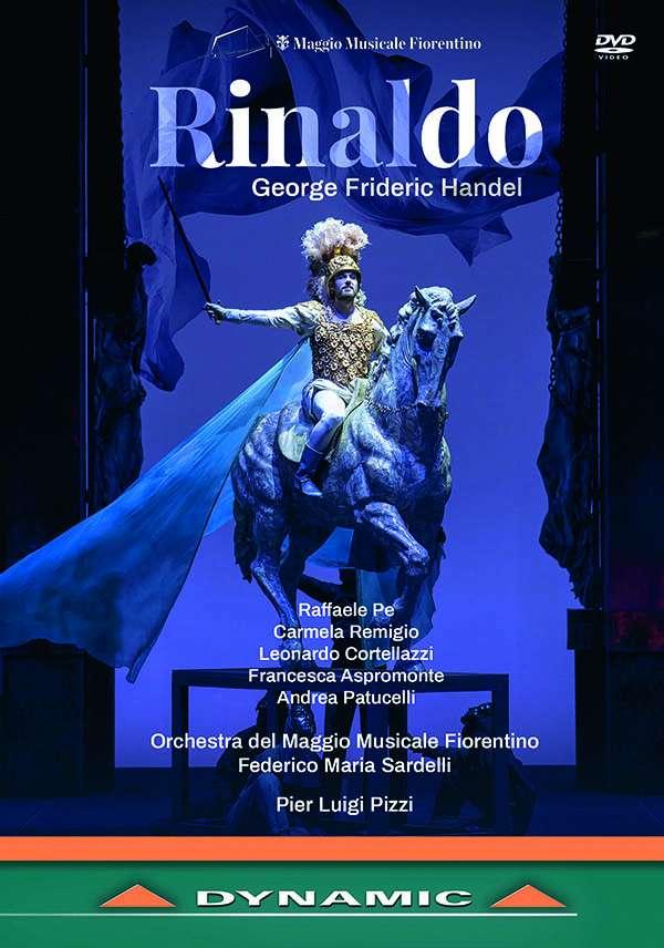 """DVD-Rezension: Georg Friedrich Händel, """"Rinaldo"""", Orchestra del Maggio Musicale Fiorentino, Federico Maria Sardelli"""