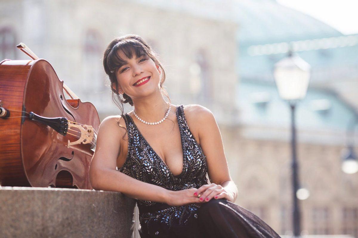 "Interview Nicole Peña Comas, ""Das Cello hat mich ausgewählt""  klassik-begeistert.de"