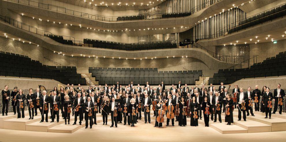 Bach, Beeethoven, Philharmonisches Staatsorchester Hamburg, Markus Poschner,  Elbphilharmonie Hamburg