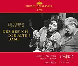 Gottfried von Einem, Der Besuch der alten Dame,  Wiener Staatsoper