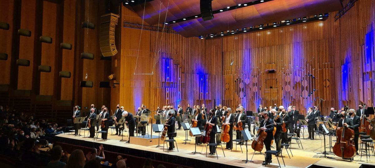 London Symphony Orchestra (LSO), Sir Simon Rattle  Barbican Hall, London,Dienstag, 18. Mai 2021 und Wigmore Hall, London, Montag 17. Mai 2021
