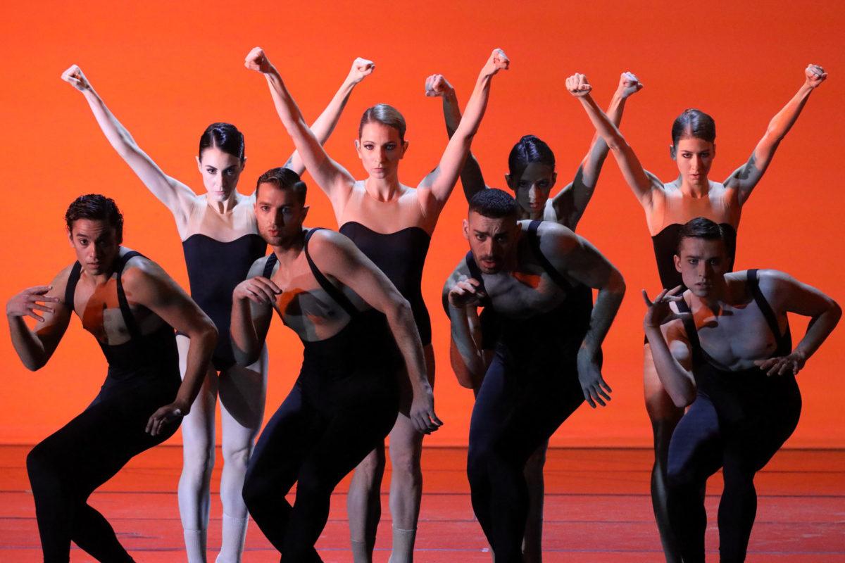 Paradigma (Ballett)  Bayerische Staatsoper, München, Stream am 4. Januar 2021 der Premieren-Aufführung ohne Publikum vom 18.12.2020