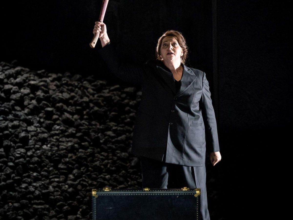 Richard Strauss, Elektra, Wiener Staatsoper, 9. Februar 2020