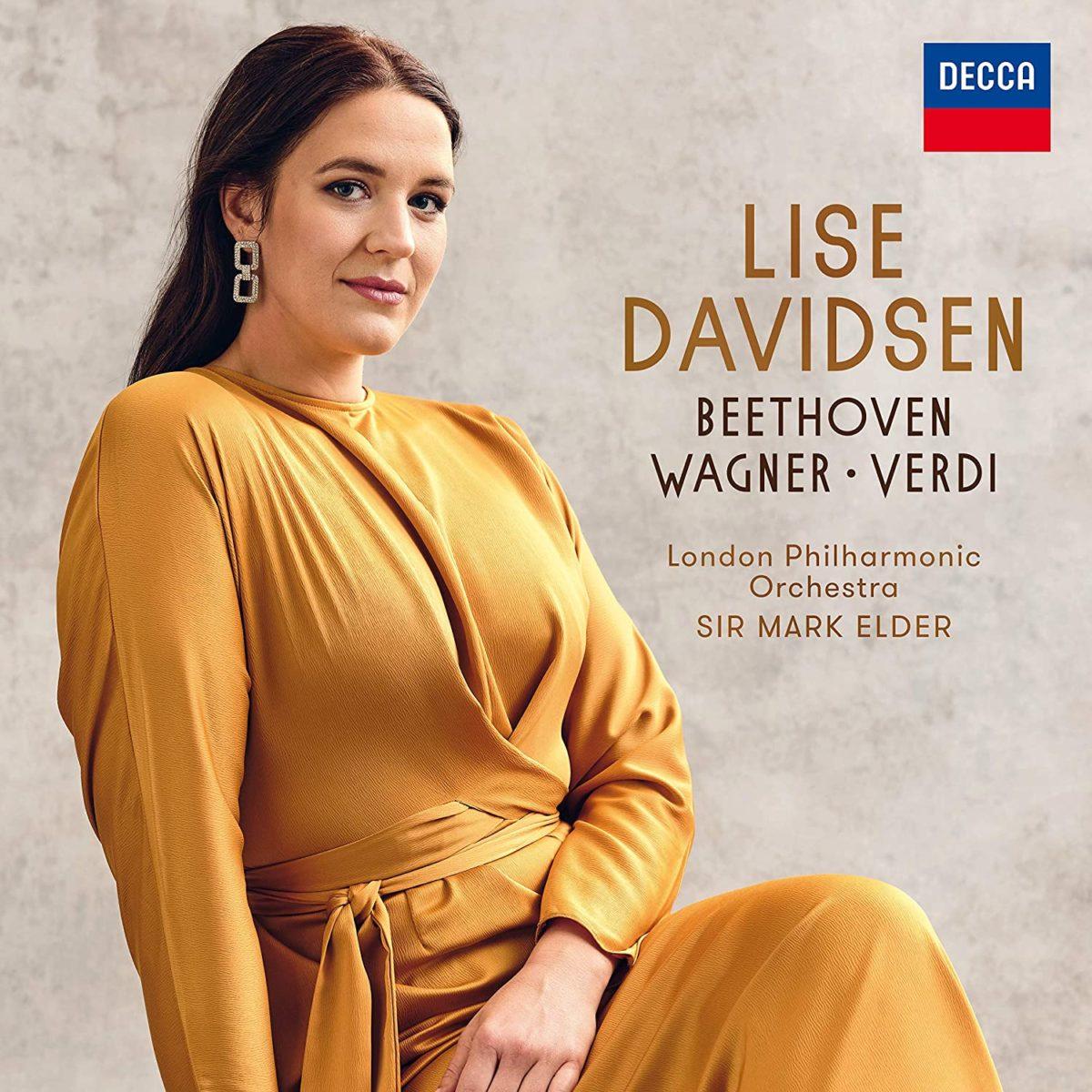 CD-Rezension: Lise Davidsen: Beethoven Wagner Verdi