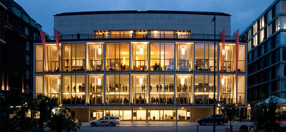 Nikolai Rimski-Korsakow, Scheherazade, interaktives Kinderkonzert mit dem Philharmonischen Staatsorchester Hamburg,  Staatsoper Hamburg