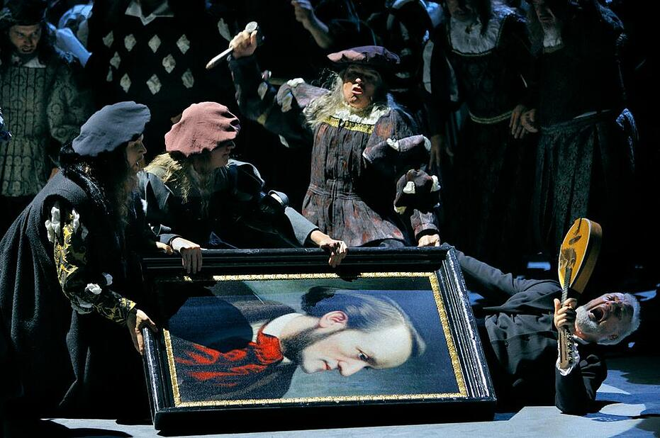 Richard Wagner, Die Meistersinger von Nürnberg  Bayreuther Festspiele, 26. Juli 2021