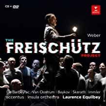 CD/DVD-Besprechung, The Freischütz Project, Insula Orchestra, Laurence Equilbey  klassik-begeistert.de