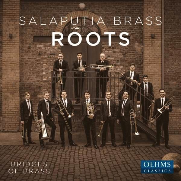 CD-Rezension ROOTS von SALAPUTIA BRASS