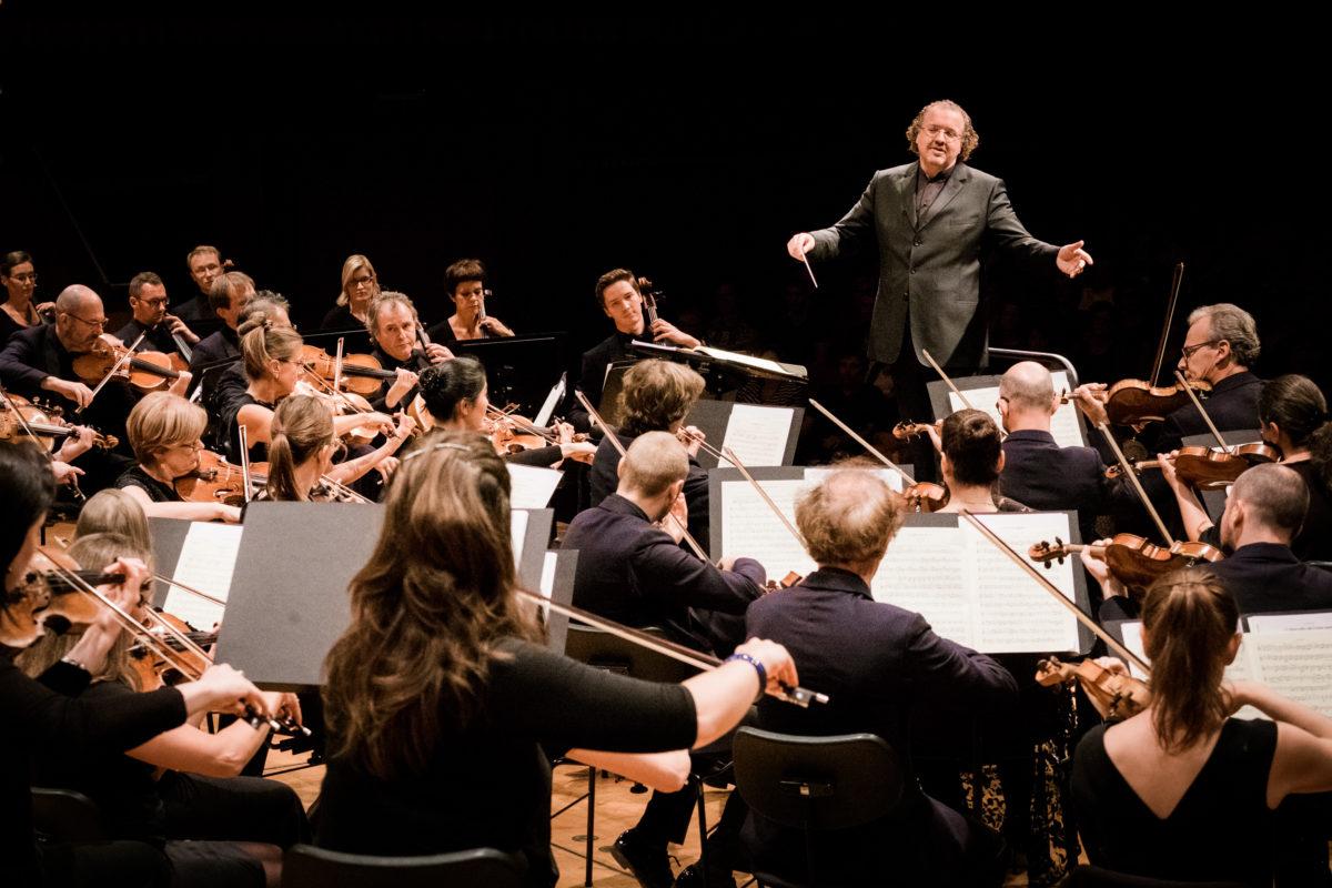 Brüsseler Philharmoniker, Flagey, Brüssel, 8. Dezember 2018