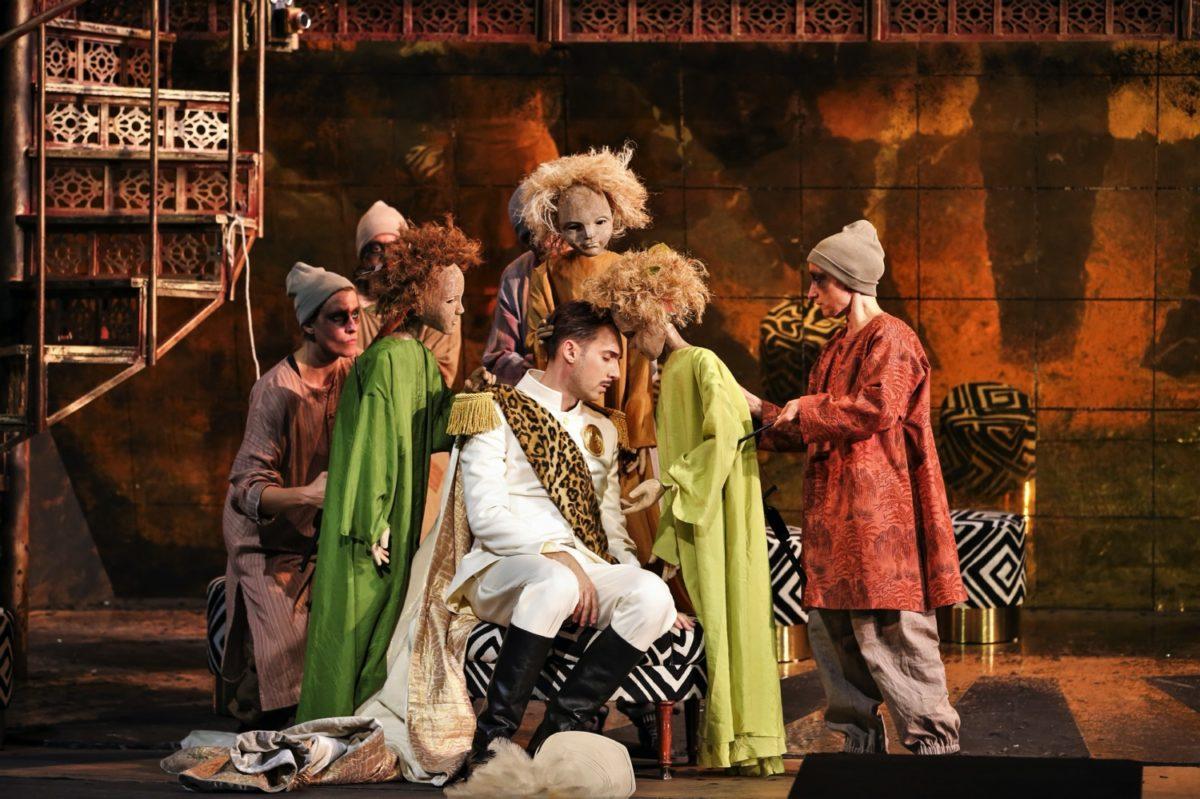 Die Zauberflöte, Wolfgang Amadeus Mozart  Volksoper Wien, 30. Oktober 2020