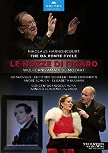 DVD-Rezension, Wolfgang Amadeus Mozart,Le Nozze di Figaro  klassik-begeistert.de