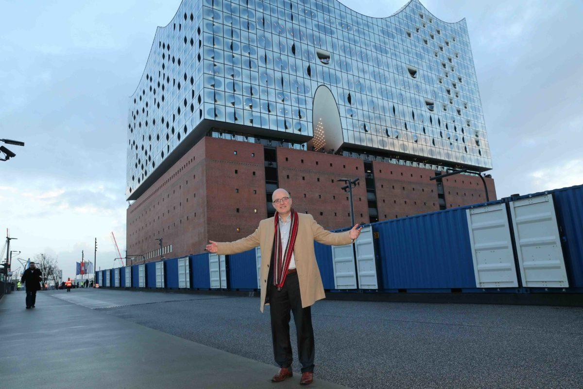 Ein Jahr Elbphilharmonie  Elbphilharmonie, Hamburg