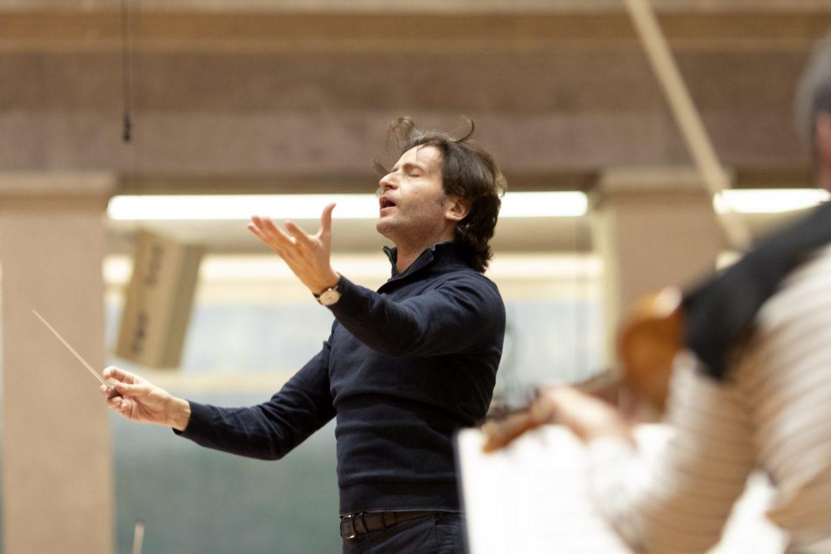 Symphonieorchester des Bayerischen Rundfunks, Gustavo Gimeno, Daniil Trifonov, Martin Angerer Herkulessaal, München, Live-Stream am 22.01.2021