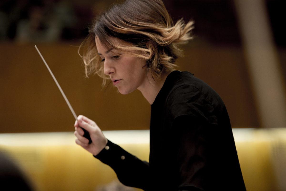 Alondra de la Parra, Die Deutsche Kammerphilharmonie Bremen, Antoine Tamestit,  Elbphilharmonie, 2. März 2020