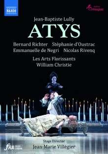 DVD-Rezension: Jean-Baptiste Lully, Atysklassik-begeistert.de