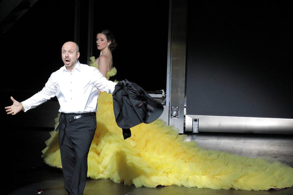 Georg Friedrich Händel, Agrippina,  Prinzregententheater München, 26. Juli 2019